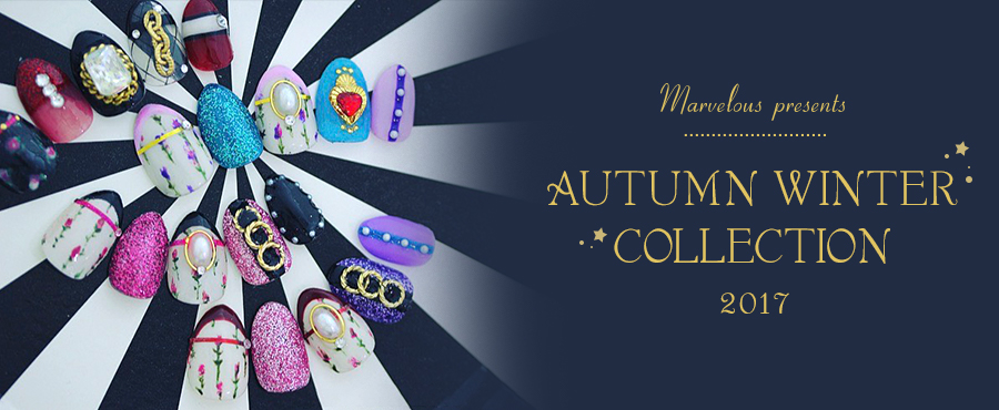 Marvelous presents Autumn Winter Nails Collection