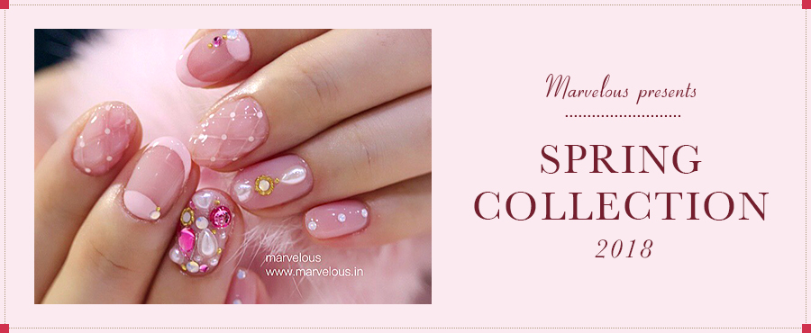 Marvelous presents Spring Nails Collection