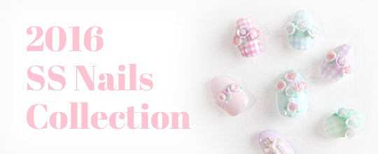 2016 SS Nails Collection
